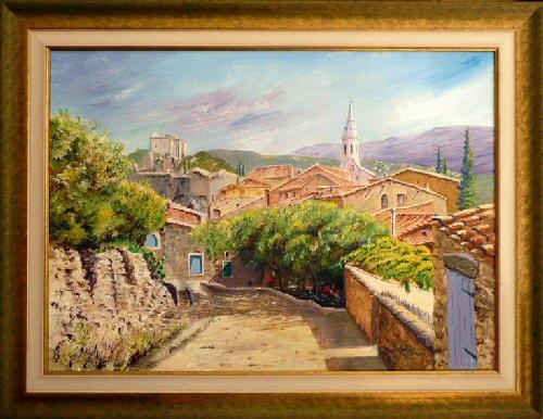Acrylique - St Saturnin-les-Apt (Emile Wouters)