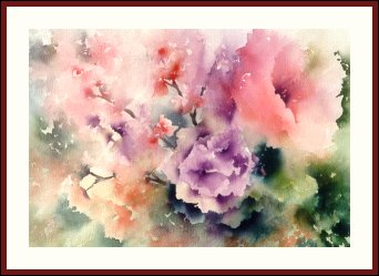 Aquarelle - Rita Beaurain