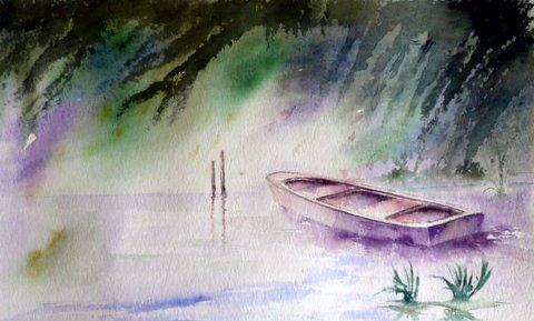 Aquarelle 2013 (Emile Wouters)