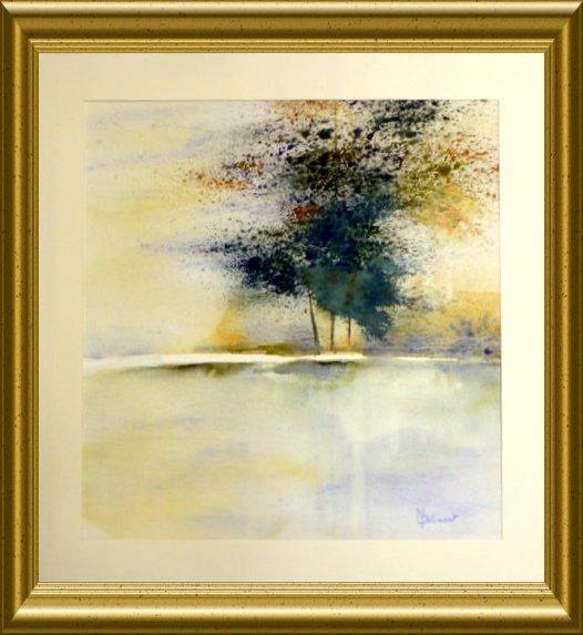Aquarelle - Paysages (Monique Dolimont)