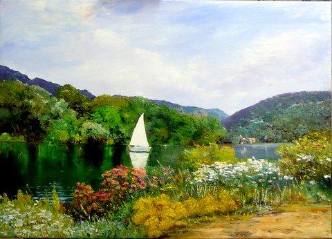 Huile (Emile Wouters)